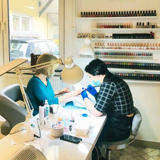 Gabinet Zdrowych Stóp zabiegi kosmetyczne
