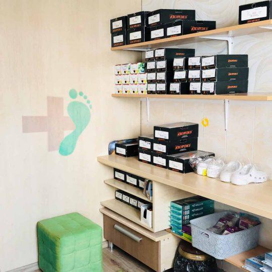 Gabinet Zdrowych Stóp buty Arcopedico sklep w Limanowej