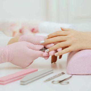 Gabinet Zdrowych Stóp manicure hybrydowy